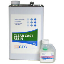 Water Clear Casting Resin 5kg Pack