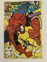 Amazing Spider-Man 345 1991 Marvel NM 1st App Full Cletus Kasady Venom