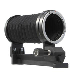 Macro Extension Bellows for Nikon Camera D5100/3200/7000/90/7100/800 D5200