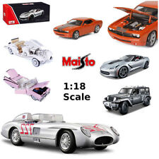 Maisto Cadillac Contemporary Manufacture Diecast Cars