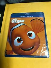 Authentic Disney Pixar Finding Nemo Blu-ray + Digital Hd Brand New