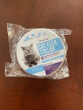 Healex Cat Flea Collar for Flea and Tick Treatment & Prevention One Size