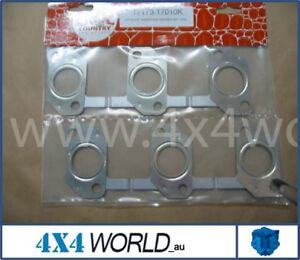 For Toyota Landcruiser HZJ105 HDJ100 Series Engine - Gasket Exhaust Manifold (2)