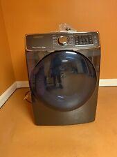 Samsung Dvg55M9600V Black FlexDry Gas Dryer