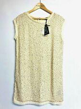 Rock & Religion Pixi Tunic Shift Dress UK Size 12 Sequined Beaded Wedding Party