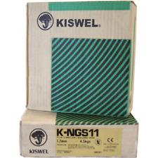 Kiswel GASLESS MIG WIRE 0.9mm 4.5kg Self-Shielded, Flux-Cored *Australian Brand
