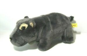 "Miyoni by Aurora hippopotamus Plush Stuffed Animal 10"""