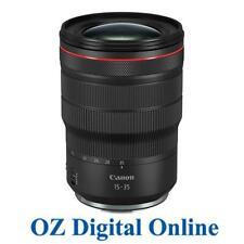 Canon RF 15-35mm f/2.8L IS USM Lens - Black