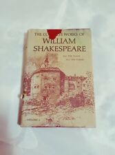 The Complete Works of William Shakespeare Vol 2 Nelson Doubleday1960 Vintage
