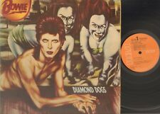 DAVID BOWIE Diamond Dogs LP foc GATEFOLD 1974 Italy