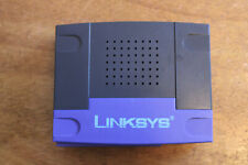 Linksys 10/100 5-Port  Workgroup Switch (EZXS55W Ver. 3)