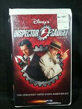 New ListingInspector Gadget Vhs 1999 Clam Shell Case Disney Vintage 90s Video Tapes New