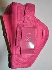 Pink Hip Side Gun holster For Walther P-22