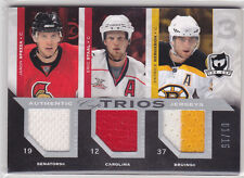 2007 07-08 The Cup Jerseys Trios #CJ3SBS Spezza/Patrice Bergeron/Eric Staal 1/15