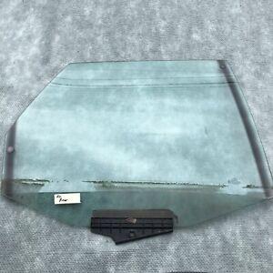 Audi 5000 200 Right Rear Passenger Side Window Glass