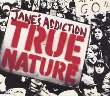 True Nature CD SINGLE Jane's Addiction 3T Just Because Been Caught Stealing Live