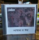 Saber Motions 'N' Time Rare Power Metal ...