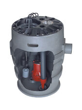 Liberty Pumps P372LE51 1/2 hp Sewage Pump System - 21 x 30 Basin Included