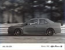 ALFA ROMEO 155 GTA 1992 ORIGINALE Press Photo - 1