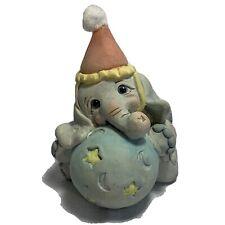Dreamsicles Circus Elephant Figurine #Da250 Center Ring 1996 Cast Art Industries