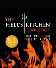 The Hell's Kitchen Cookbook: Recipes from the Kitchen - HC - BRAND NEW!