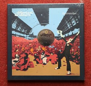The Chemical Brothers Surrender 20th Anniversary 3CD + DVD Box Set