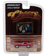 Greenlight 1967 Chevrolet Corvette Cheers 1982-83 TV Series Sam's 1:64 44770-B