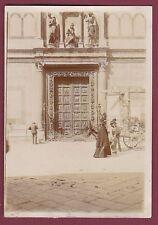 PHOTO - 160513 - ITALIE FLORENCE - porte de bronze 1336
