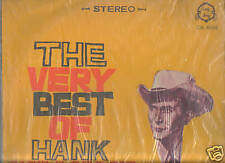 HANK WILLIAMS - VERY BEST VOL.1 LP GOOD + TAIWAN STEREO