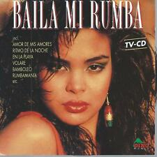 CD album BAILA MI RUMBA - RUMBA TRES THE DUTCH MEN LOS CHAVIS  - ESPAÑA POP