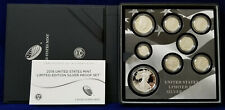 US Mint Limited Edition 2018 Silver Proof Set