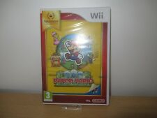 Super Paper Mario: Selects Version (Nintendo Wii, 2007) - New & Sealed pal