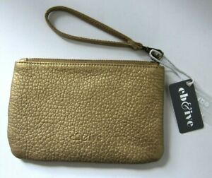 EB & IVE Talin Pouch, Gold