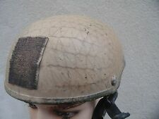 CASQUE MSA GALLET KEVLAR TC3001 SIZE 3 AFRIQUE / OBSOLETE COMMANDOS DE L'AIR