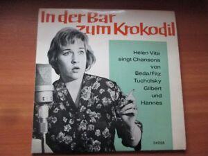 60er Jahre - EP - Helen Vita - In der Bar zum Krokodil