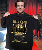 The Killers 20TH ANNIVERSARY 2001-2021 SHIRT