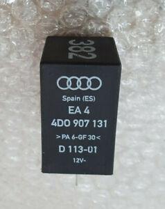 Audi A8 d2 4d Relais A4 A6 4b 4d0907131 382