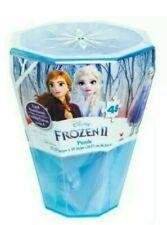 Disney Frozen II Surprise Puzzle in Plastic Gem-Shaped Re-Usable Case 48 Pc NEW!