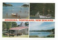 Houhora Northland New Zealand Postcard 061c