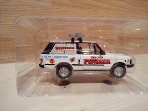 jouet voiture miniature Norev Range Rover Pinder  1/43
