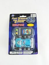 FAST WHEELS Remote Control SPEEDY ROADSTER Toy Galaxy NEW MOC monster truck car