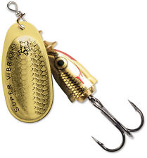 Blue Fox Classic Vibrax Spinners 5 Gold Shiner