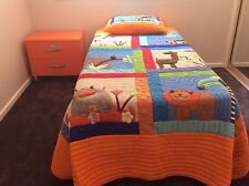 LILYPOND SINGLE / KING SINGLE BED KIDS *PREMIUM QUALITY* QUILT. BRAND NEW.