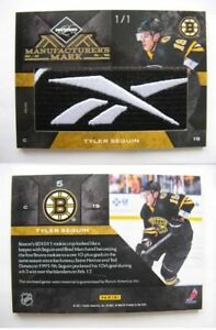 2011-12 Panini Limited #5 Seguin Tyler 1/1 manufacturers mark 1 of 1 SUPER RARE