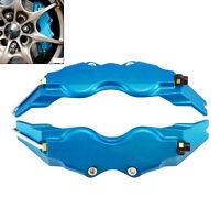 1 pair Blue 195mm Brake Caliper Cover for Honda Civic Acura Integra Delsol