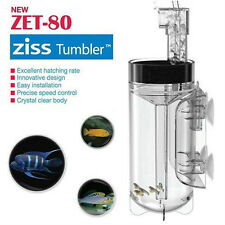 ZET-80 Ziss Fish Egg Tumbler Incubator for fish & shrimp egg + Free Gifts