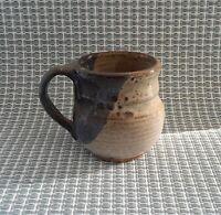 Handmade Studio Art Pottery Pitcher Creamer Rustic Stoneware