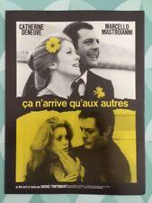 ÇA N'ARRIVE QU'AUX AUTRES avec CATHERINE DENEUVE MARCELLO MASTROIANNI Press-book