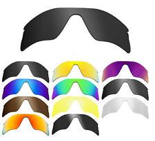 Replacement Lenses for Oakley Radar Range Sunglasses Anti-Scratch Multi-Color