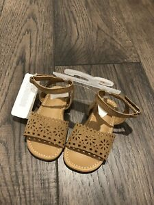 NWT Gymboree Girls Sandals Size 7